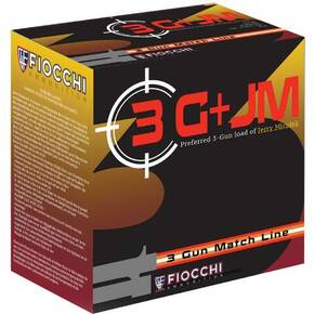 "Fiocchi 3 Gun Match Shotshells 12ga 2-3/4"" 1-1/8 oz  #7.5 1250 fps 25/ct"
