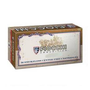 Fiocchi Cowboy Rifle Ammunition .45-70 Govt 405 gr LRNFP 1185 fps 20/ct
