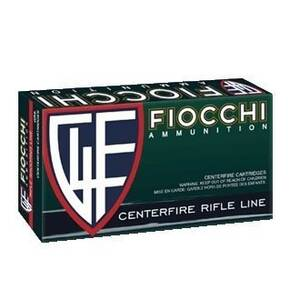 Fiocchi Shooting Dynamics Rifle Ammunition 6.5 Creedmoor 129 gr PSP 20/ct