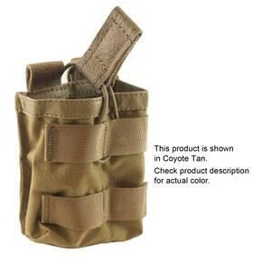 Blackhawk! Stacked Mag Pouch M4/FAL 20 Round Coyote Tan