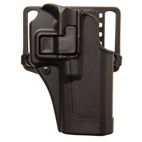 Blackhawk! SERPA CQC Concealment Holster Matte Finish S&W M&P Shield 9/.40 Black Left Hand