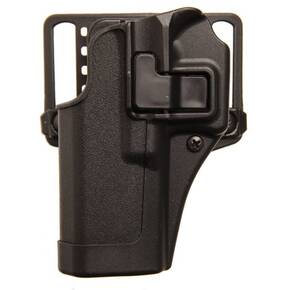 Blackhawk! for Glock 17 Level 2 Duty Serpa Holster Left Hand - Black