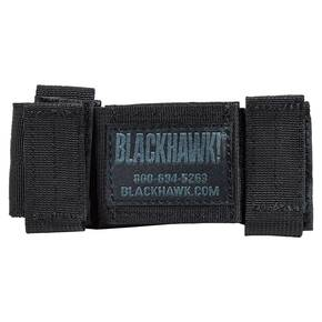 Blackhawk! Belt Mounted Single Mag Pouch Horizontal/Vertical Black