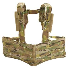 Blackhawk! Split Front Chest Rig