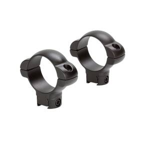 Sun Optics Steel Sport Rings .22 Type - Fits .22/11mm Grooved Receivers & Bases - 30mm Low