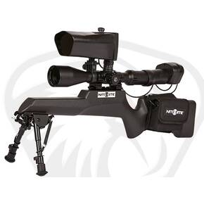 NiteSite Eagle Dark OPS Night Vision Unit - 500m 940nm Enhanced Black