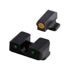 Truglo Tritium Pro Night Sight Set S&W EZ 380 - Orange