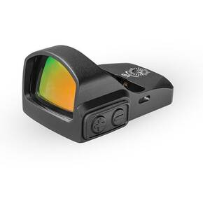 Truglo Tru-Tec Micro Sub-Compact Open Red Dot Sight - Black Box