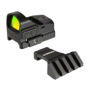 Truglo Tru-Tec Micro Sub-Compact Open Red Dot Sight
