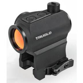Truglo TRU-TEC Red Dot Sight - 20mm Quick Detach Low Mount Included