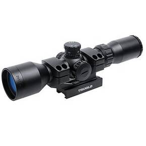 Truglo Tactical Rifle Scope - 3-9x42mm 30mm Illum. Mil-Dot Reticle Black