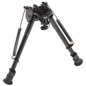 Truglo Tac-Pod Adjustable Bipod with Fixed Base - Adjustable from 9-13""