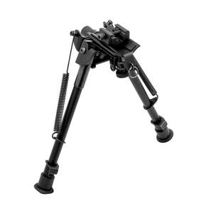 Truglo Tac-Pod Pivoting Adjustable Bipod - Adjustable from 9-13""
