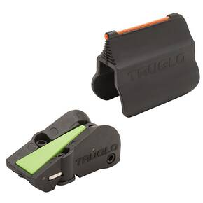 Truglo F.A.S.T. Universal Shotgun Turkey Rear Sight - Green