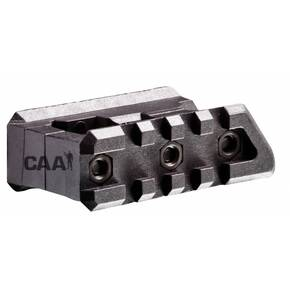 CAA Tactical Dual Foot Sight Rail For AR-15 Black