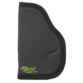 IWB/Pocket for Compact Semi-Autos 3-4 inch barrel BLK Ambi