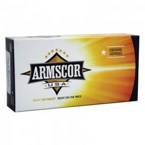 Armscor Rifle Ammunition .300 Blackout 220 gr HPBT 1016 fps 20/ct