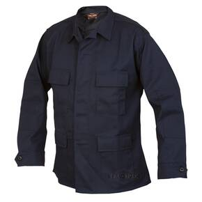 Tru-Spec BDU Shirt - Black Medium Long