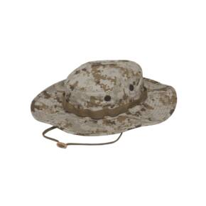 Tru-Spec Wide Brim Boonie Hat - 65/35 Poly/Cotton Twill