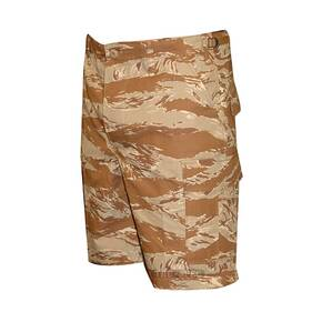 Tru-Spec BDU Shorts - 100% Cotton Rip-Stop Desert Tiger Stripe Small
