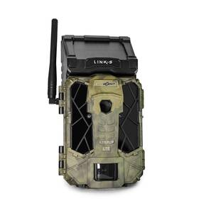 Spypoint LINK-S Solar Cellular Series Trail Camera - 12MP