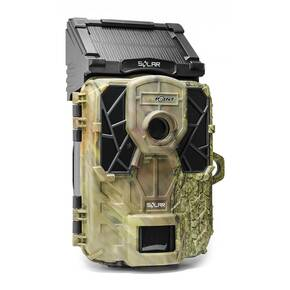 Spypoint SOLAR Camo Trail Camera - 12MP