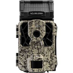 Spypoint Solar-Dark Trail Camera with Integrated Solar Panel / Unlimited Battery Life, Camo