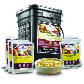 Wise Emergency Survival Food Entrees-120 Servings