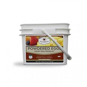 Wise Powdered Eggs Bucket-144 Servings