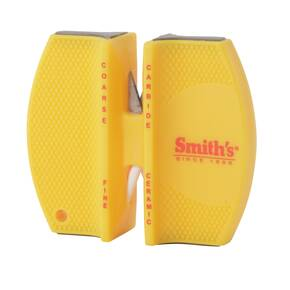 Smith's 2-Step Knife Sharpener - All-Types Including Fillet Knives