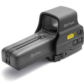 EOTech 558.A65 Holographic Weapon Sight - Night Vision Compatible  -0 68 MOA Ring with 1 MOA Dot