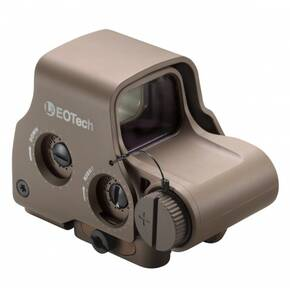DEMO EOTech EXPS3 Holographic Weapon Sight - Night Vision Compatible- -2 68 MOA Ring w/ (2) 1 MOA Dots Tan