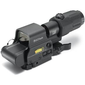 DEMO EOTech Holographic Hybrid Sight I - Night Vision EXPS3-4 with G33.STS Magnifier