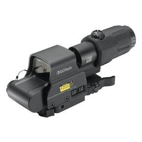 DEMO EOTech Holographic Hybrid Sight II - Non-Night Vision EXPS2-2 HWS G33.STS Magnifier w/Quick Detach