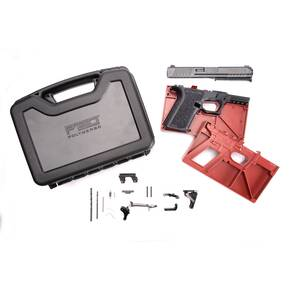 Polymer80 PF940C 80% Compact Buy Build Shoot Kit- Black