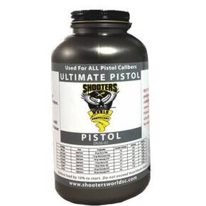 Shooters World Ultimate Pistol Powder 1lbs