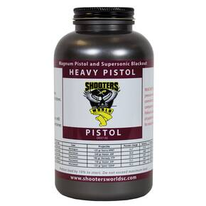 Shooters World Heavy Pistol Powder 1lbs