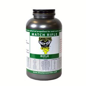 Shooters World Match Rifle Powder 8lbs