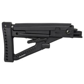 ProMag Archangel Opfor AK Series 4 Position Adjustable Butt Stock with Recoil Pad Black