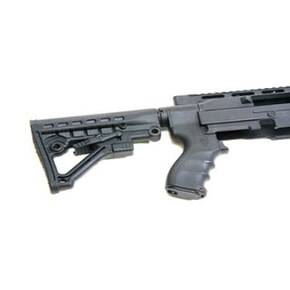 ProMag Archangel 556 Conversion Stock for Ruger 10/22 - Black with Extended Monolithic Rail Forend (AA556R-EX)