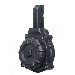 ProMag AR-15 Drum Magazine for Colt / SMG Type 9mm 50/rd Black Polymer
