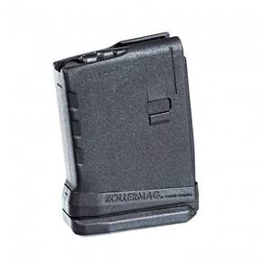 ProMag AR-15 Roller Follower Magazine 5.56mm 10/rd Black Polymer