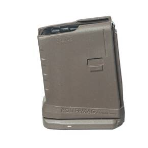 Promag AR-15 Polymer Magazine For AR-15 5.56mm Roller Follower - 5/rd Flat Dark Earth