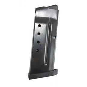 ProMag S&W M&P Shield Magazine .40 S&W Blued Steel 6/rd