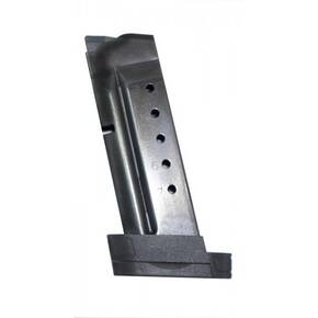 ProMag Steel Handgun Magazine S&W M&P Shield .40 S&W Blued 8/rd