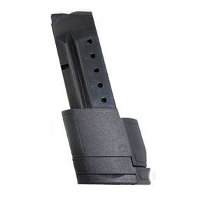 ProMag Steel Handgun Magazine S&W M&P Shield 40 - .40 S&W Blued 9/rd