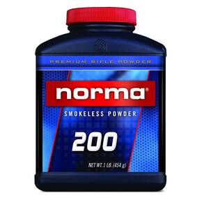 Norma 200 Smokeless Rifle Powder - 1 lb
