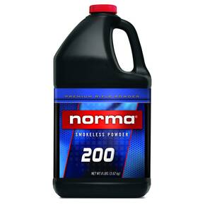Norma 200 Smokeless Rifle Powder - 8 lb