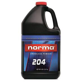 Norma 204 Smokeless Rifle Powder - 8 lb