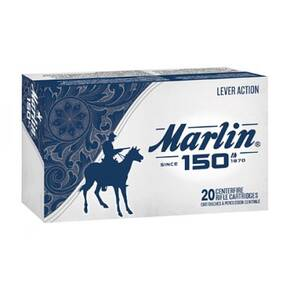 Marlin 150 Anniversary Rifle Ammunition .45-70 Govt 405 gr SP 20/ct